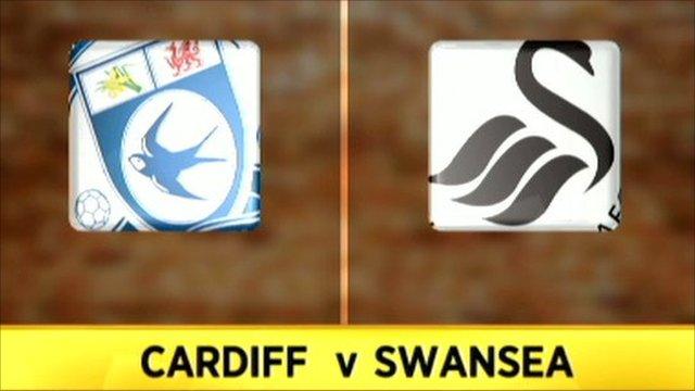 Cardiff 0-1 Swansea