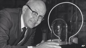 Jack Kilby, inventor of the integrated circuit