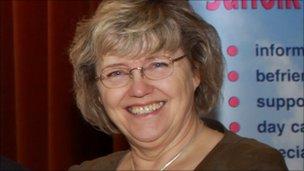 Daphne Savage, Age UK Suffolk