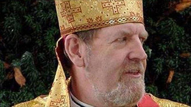 Rt Rev Andrew Burnham