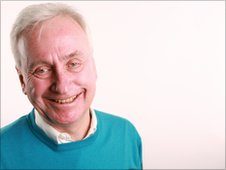 John Holmes presents BBC Radio Nottingham's Sunday Morning Show