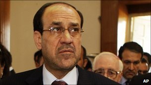 Iraq parties reach deal on Maliki-led government