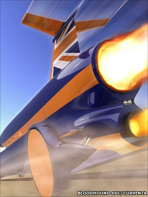 Bloodhound tail (Bloodhound SSC)