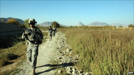 BBC News - Talks with Taliban are being exaggerated