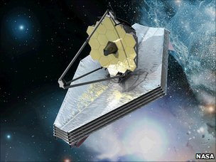 Costs of Nasa JWST to replace Hubble telescope balloon
