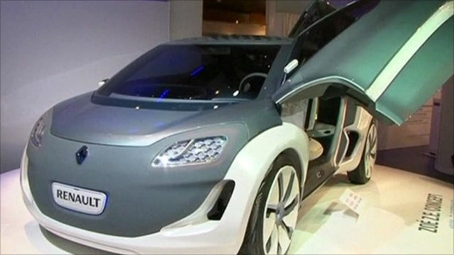 French Object to 'zoe Renault'