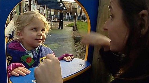 Childrens' playground