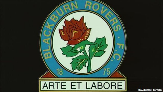 Blackburn Rovers Football Club badge