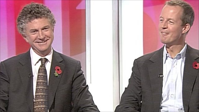 Jonathan Powell and Nick Boles