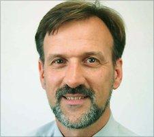 Professor Richard Lane, head of science at the Natural History Unit