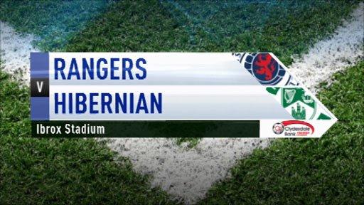 Highlights - Rangers 0-3 Hibernian