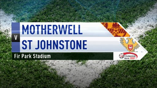 Highlights - Motherwell 4-0 St Johnstone