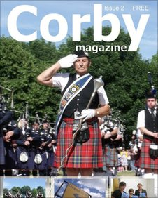 The Corby Magazine