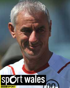 Ian Rush scored 28 goals in 73 games for Wales