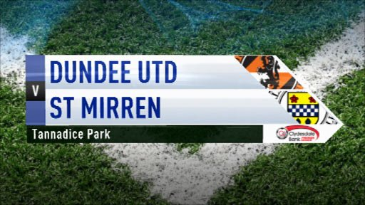 Highlights - Dundee Utd 1-2 St Mirren