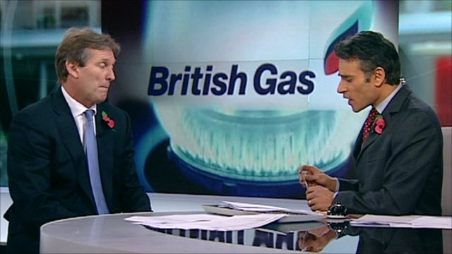 Phil Bentley, British Gas