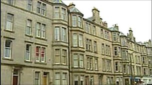 Edinburgh tenements (generic)