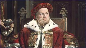 Keith Michell as King Henry VIII