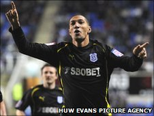 Cardiff striker Jay Bothroyd is the Championship's top scorer