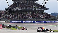 German Grand Prix at the Nurburgring