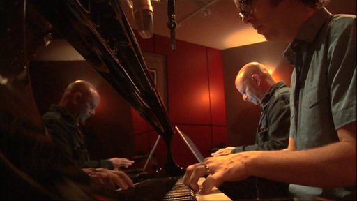 Nick Hornby and Ben Folds
