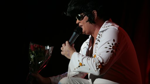 Mark Murphy as Elvis