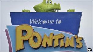 Pontin's sign, Somerset