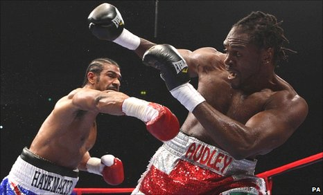 Boxing round betting