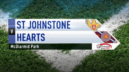 Highlights - St Johnstone 0-2 Hearts