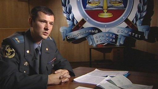 Lieutenant-Colonel Oleg Silchenko