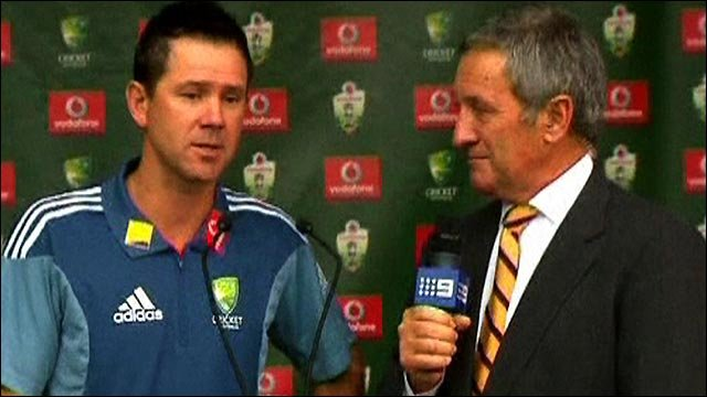 Excited Australia captain Ricky Ponting awaits Ashes