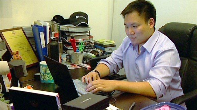 Cheo Ming Shen