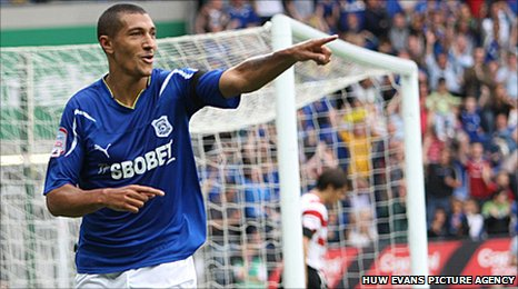 Jay Bothroyd has been in outstanding form for Cardiff