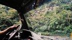 Homes of the guaqueros
