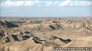 Dikika region (Dikika Research Project)