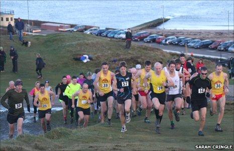 Peel Hill Fell Race