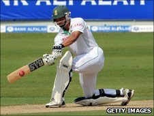 Alviro Petersen who is leaving South Africa to skipper Glamorgan Cricket