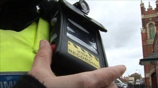 Police video equipment