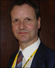 SNP MP Peter Wishart