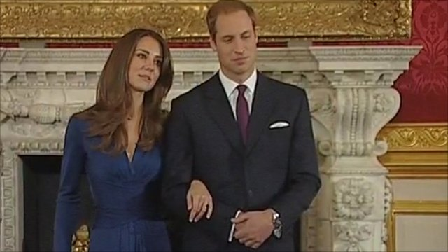 england prince william wedding date. Prince William and Kate