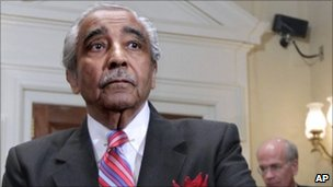 Congressman Charles Rangel guilty of ethics violations