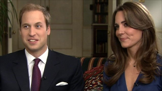 kate middleton prince william interview. Prince William and Kate
