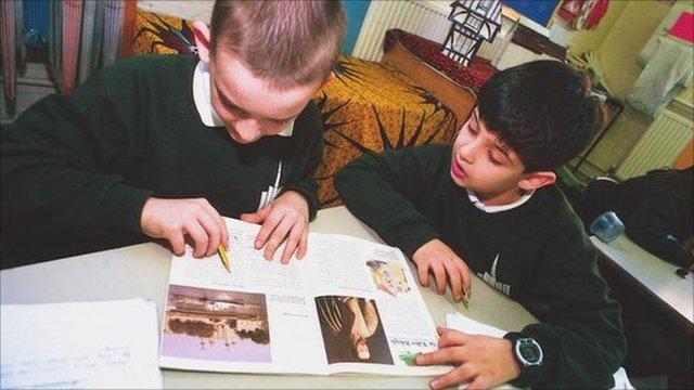 junior pupils generic