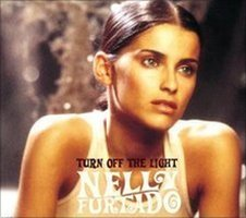 Nelly Furtado's Turn Off The Light single cover