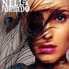 Nelly Futtado's Try single cover