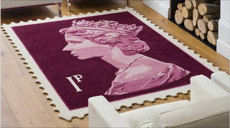 royalmailchat view topic stamp rugs by royal approval