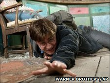 Still from Harry Potter and the Deathly Hallows, Part I