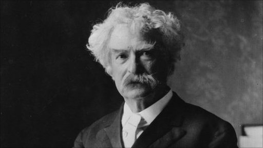 Kathy Harcombe reports on the publication of Mark Twain's autobiography