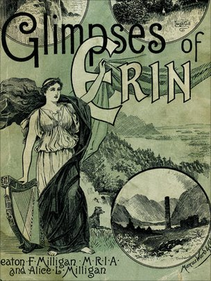 Glimpses of Erin by Alice Milligan