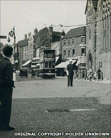 Bishop Street and Hales Street